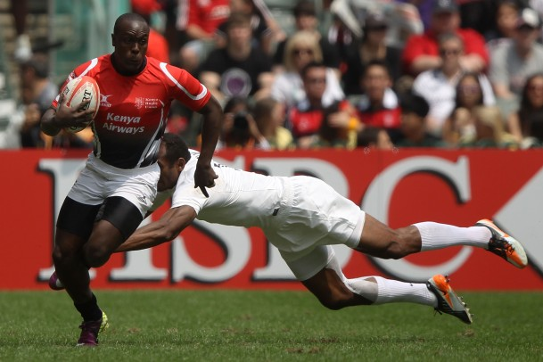 2012 IRB Sevens - Hong Kong: Day 2