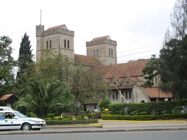 all saints nairobi