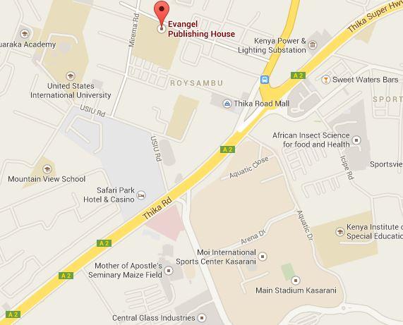 evangel location