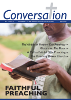 Conversation cover issue 2