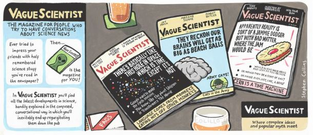 stephen collins vague scientist