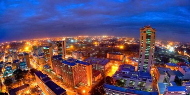 Nairobi Sun Credit to Mutua Matheka