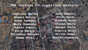 The Garissa CUmartyrs