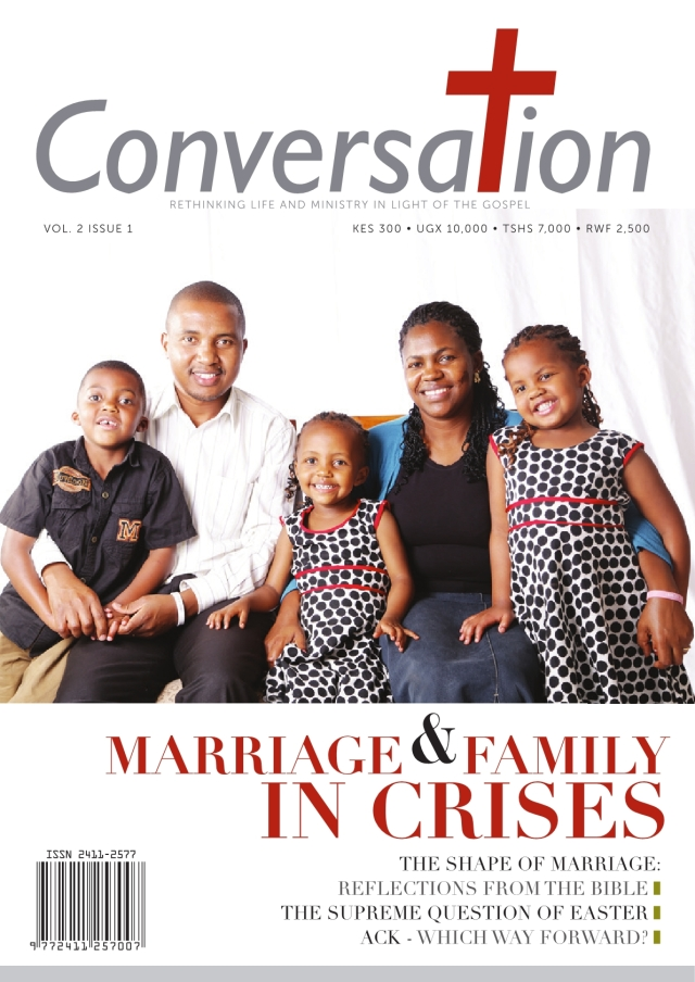 Conversation Issue 6 cover1