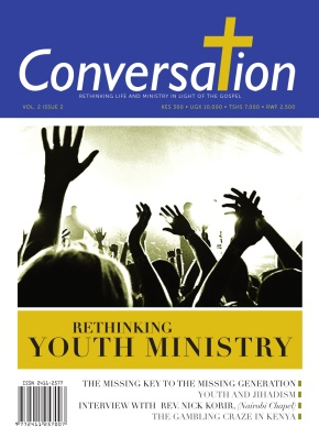The Youth Ministry Issue: Out Now
